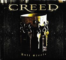 Full Circle [Digipak] by Creed (Post-Grunge) (CD, Oct-2009, Wind-Up)