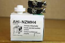 AHI-NZMH4   MOELLER BREAKER AUXILLARY CONTACT  NEW