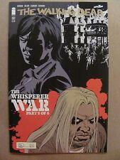 Walking Dead #161 Image Whisperer War Part 5 Robert Kirkman 9.6 Near Mint+