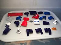 JOBLOT OF SCALEXTRIC DEMOLITION DERBY QUICK BUILD PARTS #8 SPARES