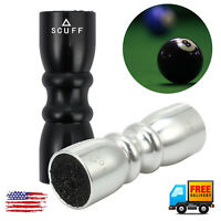 3 in 1 Snooker Pool Cue Tip Shaper Tool Billiards Stick Shaper Scuffer Aerator