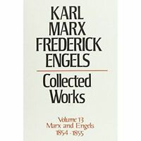 Collected Works, Hardcover by Marx, Karl; Engels, Friedrich; Flatauer, S. (TR...