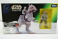 Luke Skywalker with Tauntaun Star Wars POTF Kenner Hasbro 1997 TY