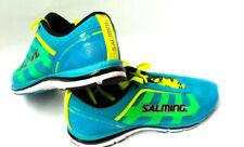 Salming Speed cyan blue Men Laufschuhe Trekking Sportschuhe Gr. 43 1/3