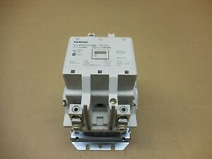 NEW SIEMENS CLM0E02120 LIGHTING CONTACTOR 2 100 AMP 120V COIL OPEN (2 AVAILABLE)