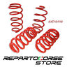 KIT 4 MOLLE SPORTIVE RIBASSATE REPARTOCORSE EXTREME -45 -35 AUDI A4 (B5) 1.8 AUT