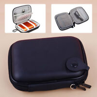 Portable 2.5 inch External Hard Drive Carrying Pouch Case fit for Seagate