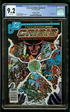 CRISIS INFINITE EARTH #3 (1985) CGC 9.2 CANADIAN PRICE VARIANT CPV