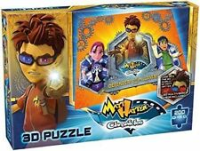 Matt Hatter Chronicles Defenders of the Multiverse 3D Puzzle Kids Toy Game 200PC