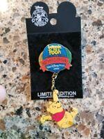 Disney Winnie The Pooh And the Honey Tree 40th Anniversary Pooh Pin