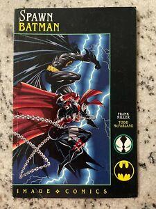 Spawn Batman Image DC Comic Book Graphic Novel Frank Miller Todd McFarlane J586