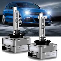 For VW GOLF MK7 R & GTD Bi - D3S 50W HID Xenon Headlight Bulb 6000K Super White