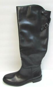 Vince Camuto 6.5  Black Leather Boots New Womens Shoes