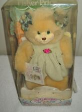 #2039 Nib Vintage Fisher Price Briarberry Collection MollyBerry Bear