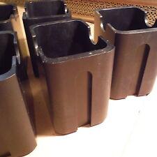 BHG6280393001 centrifuge swing buckets (qty 5), Hermle? Beckman? Fisher?