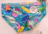 BN Baby Boys Pattern Swimming Swim Trunks Briefs Age 6-12 12-18 18-24 Months A72