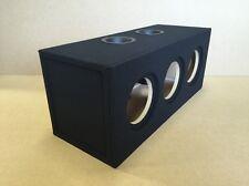 "Custom Ported Sub Box Enclosure for 3 8"" Sundown X-8 X8 Subs - 3.1 CU FT - 32 hz"