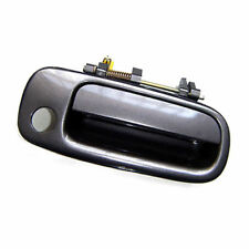 MotorKing For 92-96 Toyota Camry B401 Front Right Outside Door Handle Silver 923