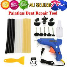 Car Paintless Dent Puller Slide Hammer Repair Tabs Removal Tool Hail Kits Set