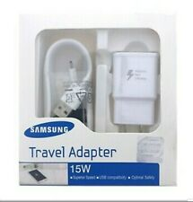 OEM Original Samsung Fast Home Micro USB Travel Charger with 5FT Data Cable