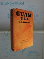 Guam USA Birth of a Territory 1956 Stevens Photos History