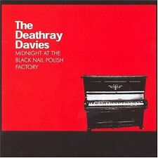The Deathray Davies - Midnight at the Black Nailpolish Factory [New CD]