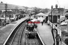 PHOTO  LAUNCESTON SR RAILWAY STATION 1962