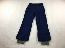 Women's Bonfire Snowboard Particle Pants Size S Small Ski Blue Fusion Series 317