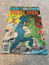 Metal Men #47 ( September 1976 ) DC Comics JW