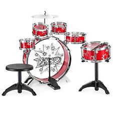 BCP 11-Piece Kids Beginner Drum Percussion Musical Instrument Toy Set