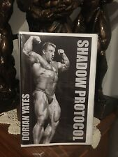 Powerlifting Bodybuilding Dorian Yates The Shadow Protocol New Booklet 2018