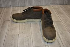 Timberland- PRO Disruptor Alloy Safety Toe Chukka Boots, Men's Size 10 W, Brown