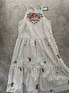 Ladies Summer Dress Size 12 New With Tags