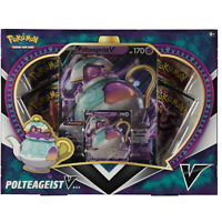 Pokemon TCG Sword & Shield Polteageist V Collection Box