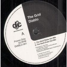 Techno Vinyl-Schallplatten Promo
