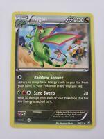 Pokemon Flygon 76/111 Furious Fists Rare NM