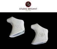 Campagnolo Cobalto Brake Lever Hoods white Vintage excellent condition Rare