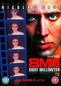 8mm [DVD] [1999], , Used; Good DVD