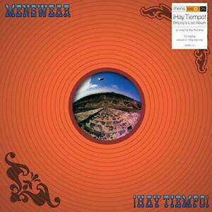 Menswear - ¡Hay Tiempo! (Clear Vinyl) (NEW VINYL LP)