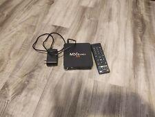MXQ Pro S905 4K Smart TV Box - Black