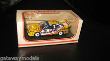 BIANTE 1/64 FORD FALCON BA XR8  #18 2004 WARREN LUFF  DJR SHELL CASE SIGNED