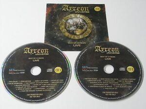 Ayreon Universe - Best Of Ayreon Live (Mascot Full Album Promo Double CD - 2018)