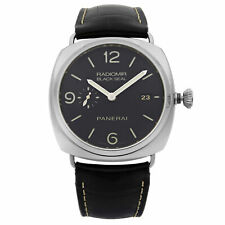 Panerai Radiomir Black Seal 3 Days Steel Black Dial Automatic Men Watch PAM00388