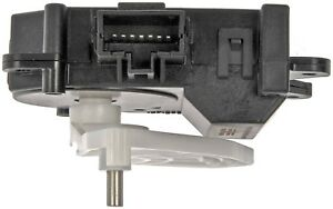 HVAC Heater Blend Door Actuator Right Upper Dorman 604-917