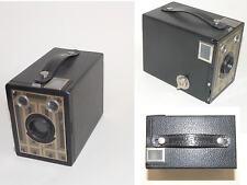 Rare Appareil Photo Collection + sa Pellicule 620 : KODAK BROWNIE JUNIOR SIX-20
