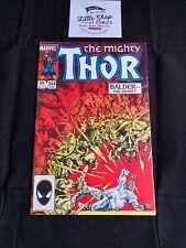 THOR #344 VGFN 1st MALEKITH Marvel Comics
