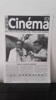 Cinema - N°510 - 16 Au 31 Mai 1993 - Fiorile: Il Coronazione Del Primavera