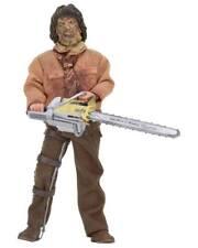 "Leatherface Texas Chainsaw Massacre III 8"" Leatherface Action Figure Neca - Offi"