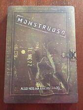 MOSTRUOSO ED STEELBOOK CON EXTRAS 1 DVD - SPANISH EDITION - SON STATHAM