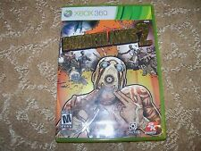 Borderlands 2  (Xbox 360, 2012) EUC FREE USA SHIPPING